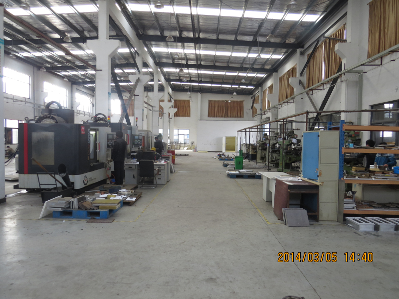 RIJIN MACHINING WORKSHOP