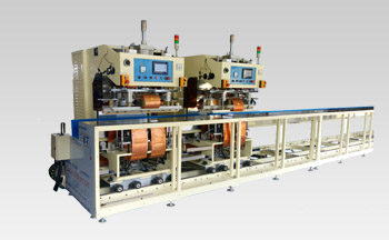 Automatic high frequency membrane welding machine